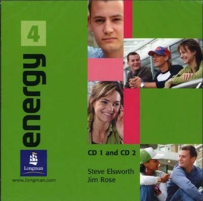 Energy 4 Class Audio CD (3)