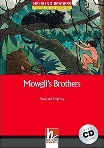 HELBLING READERS Red Series Level 2 Mowgli´s Brothers + Audio CD (Rudyard Kipling)