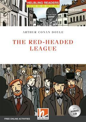 HELBLING READERS Red Series Level 2 The Redheaded League + Audio CD (Arthur Conan Doyle)