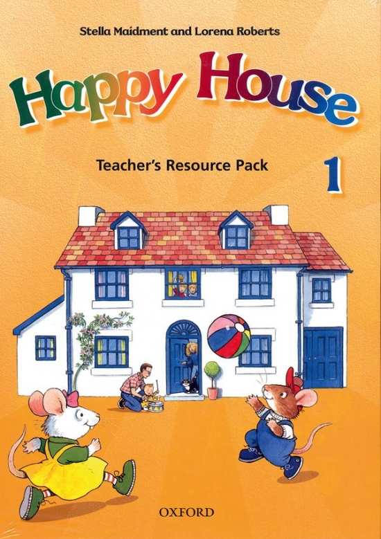 Happy House 1 Teacher´s Resource Pack : 9780194338295