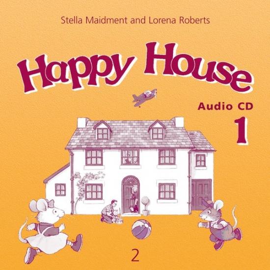 Happy House 1 Audio CD