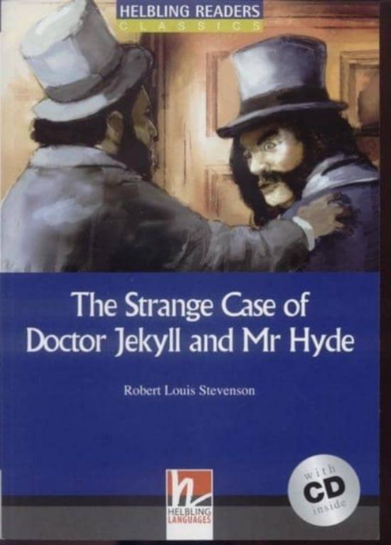 HELBLING READERS Blue Series Level 5 The Strange Case of Dr Jekyll and Mr Hyde + Audio CD (Robert Luis Stevenson)