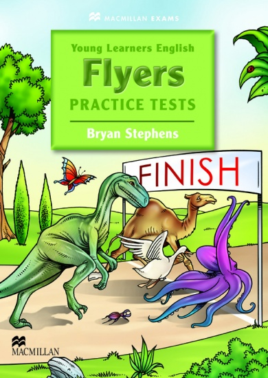 Young Learners Practice Tests Flyers Student´s Book with Audio CD