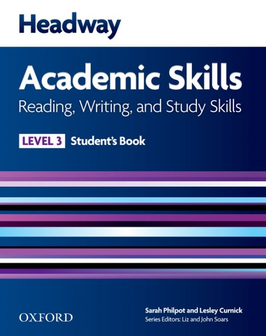 Headway Academic Skills 3 Reading & Writing Student´s Book