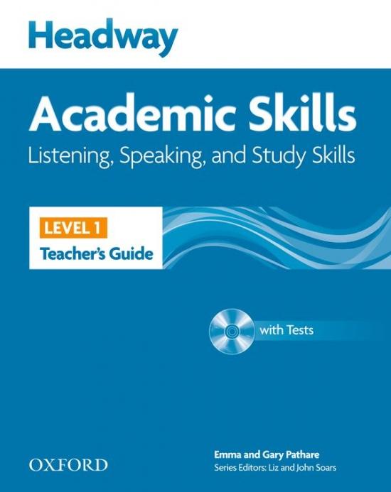 Headway Academic Skills 1 Listening & Speaking Teacher´s Book