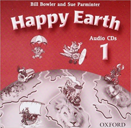 Happy Earth 1 Audio CD /2/