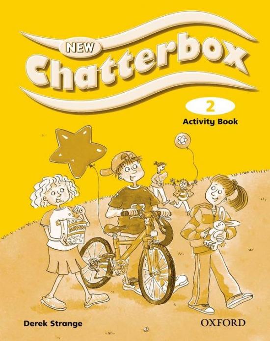 New Chatterbox 2 Activity Book (International English Edition)
