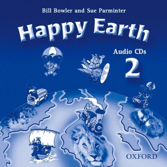Happy Earth 2 Audio CD /2/