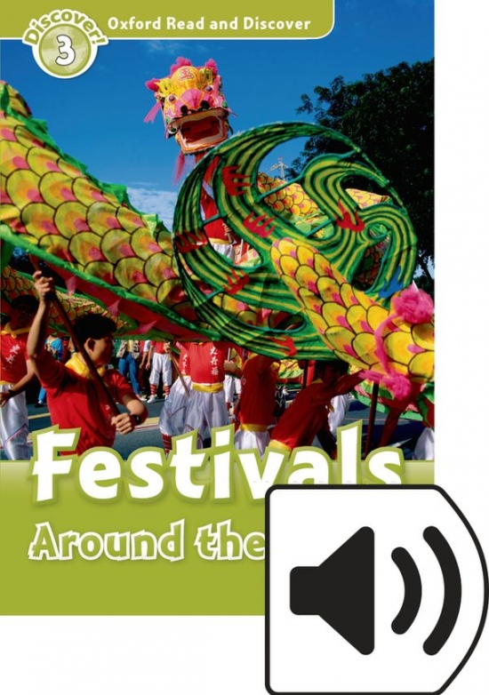 Oxford Read And Discover 3 Festivals Around The World Audio Mp3 Pack