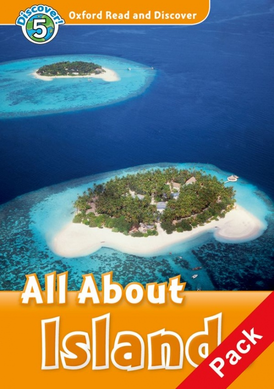 Oxford Read And Discover 5 All About Islands Activity Book