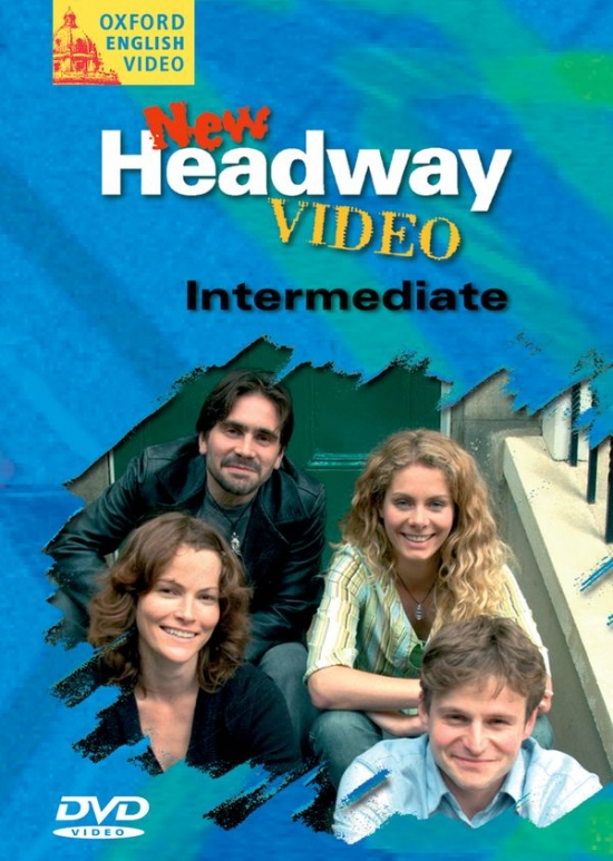 New Headway Intermediate DVD : 9780194393447
