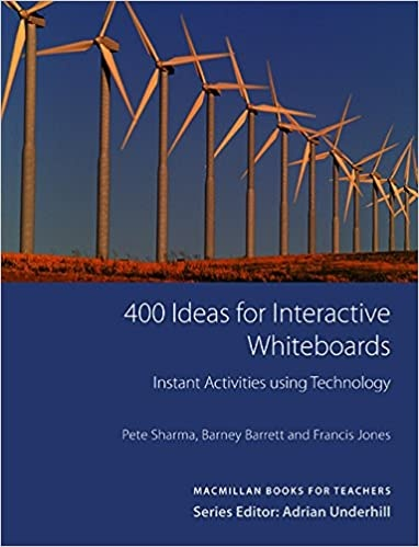 400 Ideas for Interactive Whiteboards (New TDS)