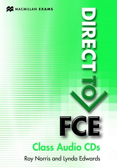 Direct to FCE Class Audio CDs výprodej