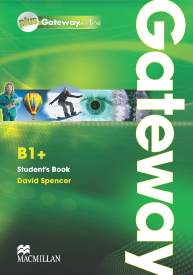 Gateway B1+ Student´s Book + Webcode Pack
