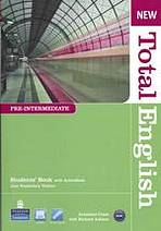 New Total English Pre-Intermediate Student´s Book with Active Book & MyLab Access