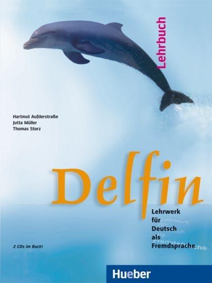 Delfin, einbändige Ausgabe, Lehrbuch + 2 Audio CD : 9783190016013