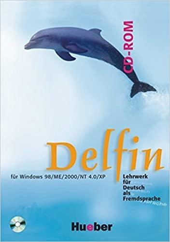Delfin, einbändige Ausgabe, CD-ROM