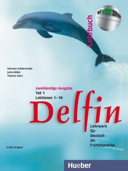 Delfin, zweibändige Ausgabe, Lehrbuch 1