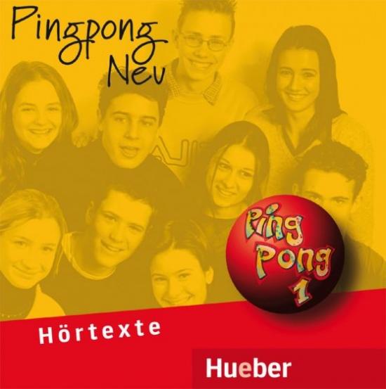Pingpong Neu 1 Lehrbuch CD /2/