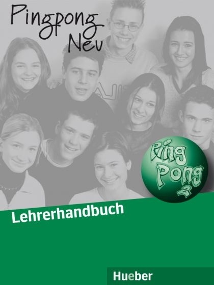 Pingpong Neu 2 Lehrerhandbuch
