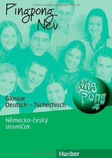Pingpong Neu 2 Glossar Deutsch - Tschechisch, Německo - Český Slovníček