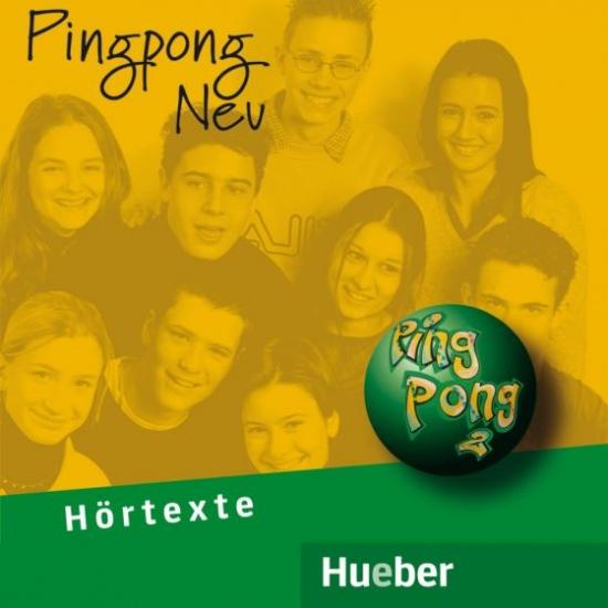 Pingpong Neu 2 Lehrbuch CD /2/