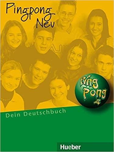 Pingpong Neu 2 Paket Tschechische Ausgabe : 9783192316555
