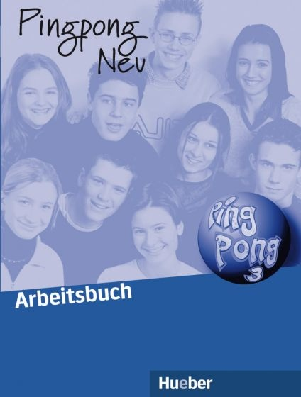 Pingpong Neu 3 Arbeitsbuch : 9783190116560