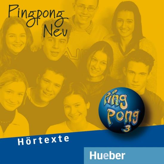 Pingpong Neu 3 Lehrbuch CD /2/