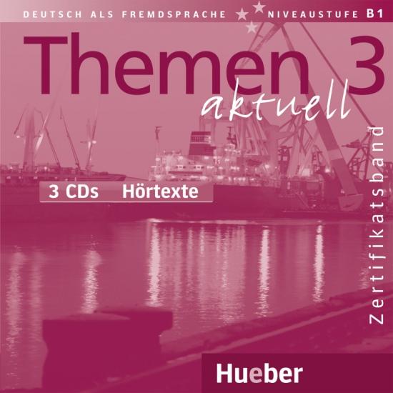 Themen aktuell 3 Zertifikatsband CD /2/
