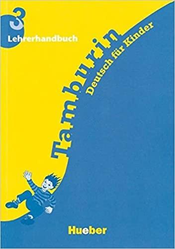 Tamburin 3 Lehrerhandbuch : 9783190215799
