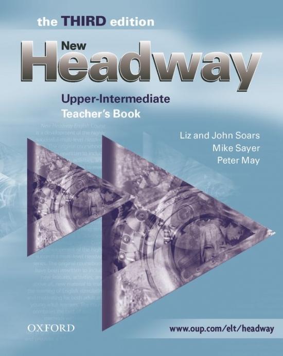 New Headway Upper Intermediate (3rd Edition) Teacher´s Book