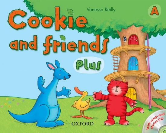 Cookie and Friends A Plus Pack