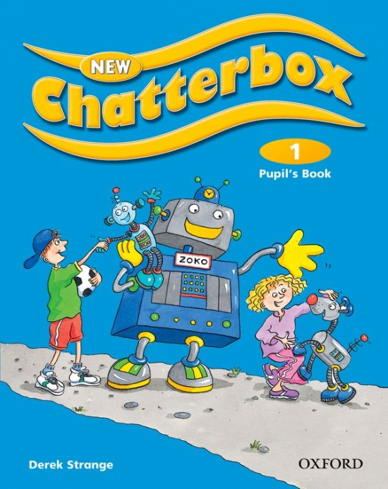 NEW CHATTERBOX 1 PUPIL´S BOOK