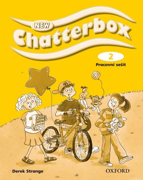 NEW CHATTERBOX 2 Pracovní sešit : 9780194728423