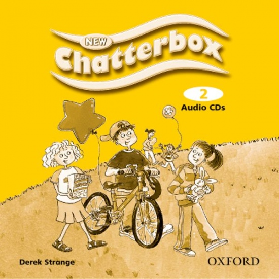 NEW CHATTERBOX 2 CD