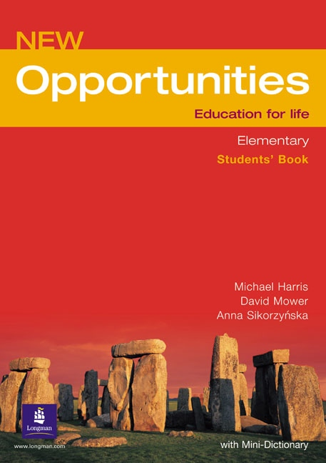 NEW OPPORTUNITIES Elementary STUDENT´S BOOK : 9780582854116