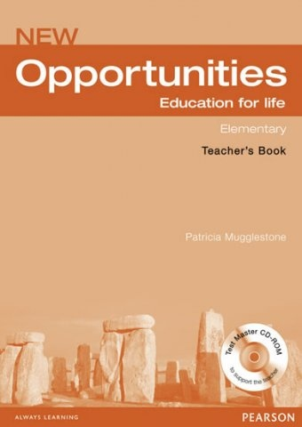 NEW OPPORTUNITIES Elementary Teacher´s Book with Test Master CD-ROM