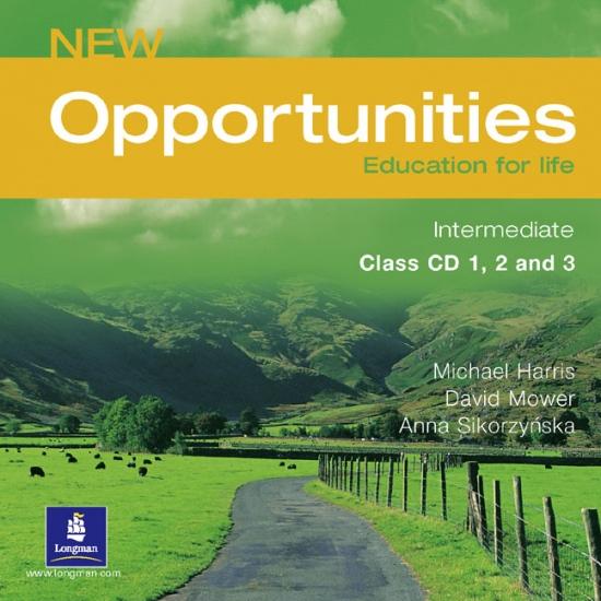 NEW OPPORTUNITIES Intermediate CLASS CD