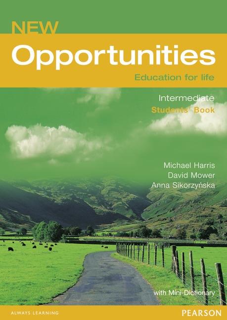 NEW OPPORTUNITIES Intermediate STUDENT´S BOOK : 9780582854154
