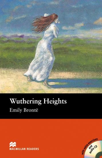 Macmillan Readers Intermediate Wuthering Heights + CD : 9781405077095