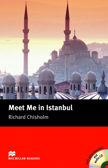 Macmillan Readers Intermediate Meet Me In Istanbul + CD
