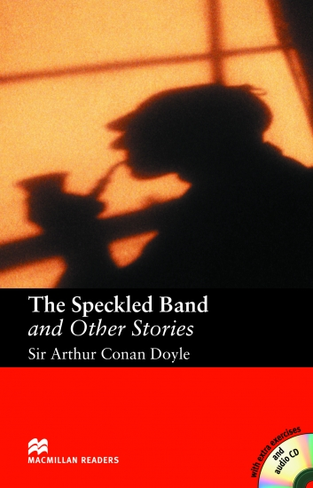 Macmillan Readers Intermediate THE SPECKLED BAND + CD : 9781405076807