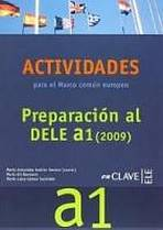 Actividades para el MCER A1 + CD audio (DELE 2009)