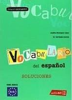 !Viva el Vocabulario! - iniciación (A1-B1) - Solucionario