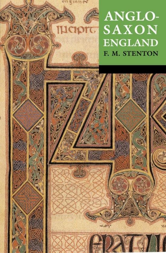 ANGLO-SAXON ENGLAND 3rd Edition (Oxford history of England) : 9780192801395