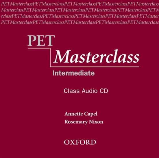 PET MASTERCLASS AUDIO CD