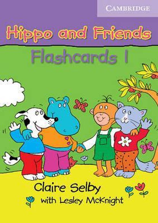 HIPPO AND FRIENDS 1 FLASHCARDS
