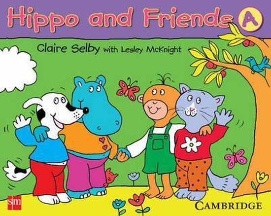 HIPPO AND FRIENDS 1 STUDENT´S BOOK : 9780521680103