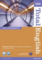 New Total English Upper Intermediate Student´s Book with Active Book & MyLab Access